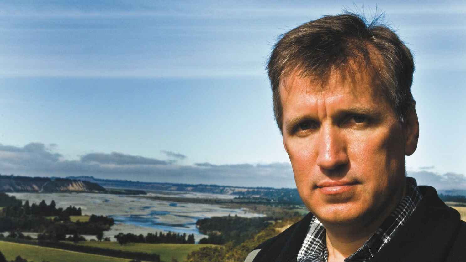 In 'Crucible,' James Rollins looks at the future and where