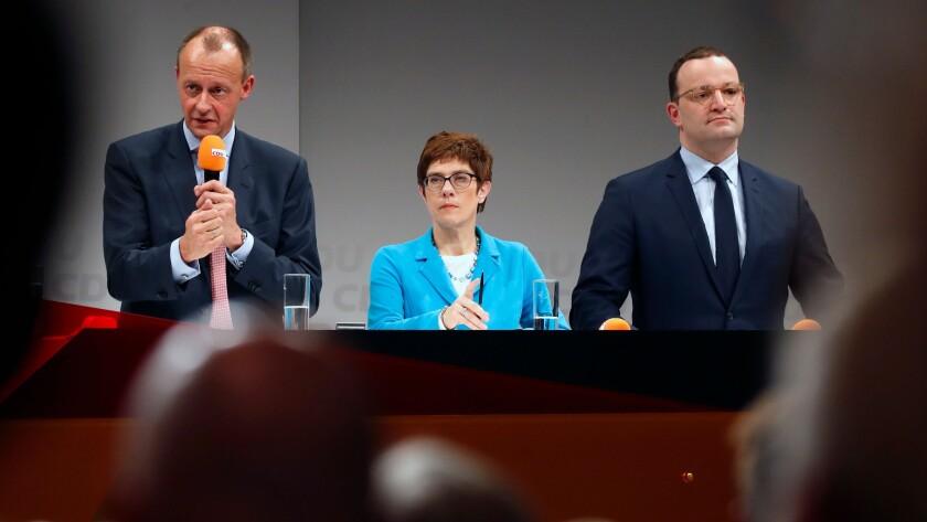 FILES-GERMANY-POLITICS-PARTIES-CDU