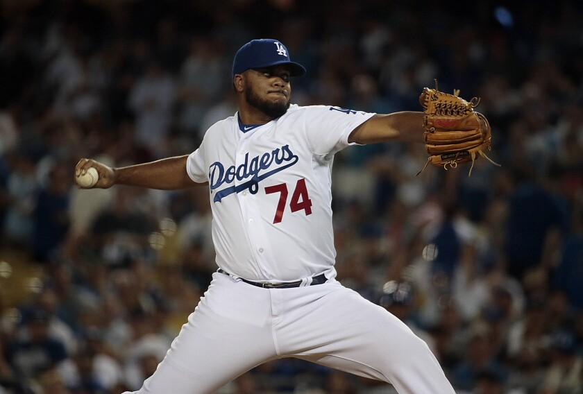 Kenley Jansen gives the Dodgers a bona fide closer, but the starting rotation and bullpen have plenty of holes to fill heading into next season.