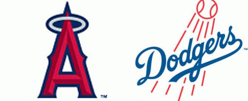Angels and Dodgers face off this weekend.