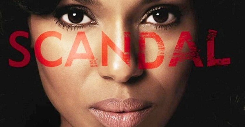 "ABC's ""Scandal"" show title."
