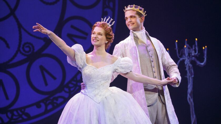 The week ahead in SoCal theater: 'Rodgers + Hammerstein's Cinderella