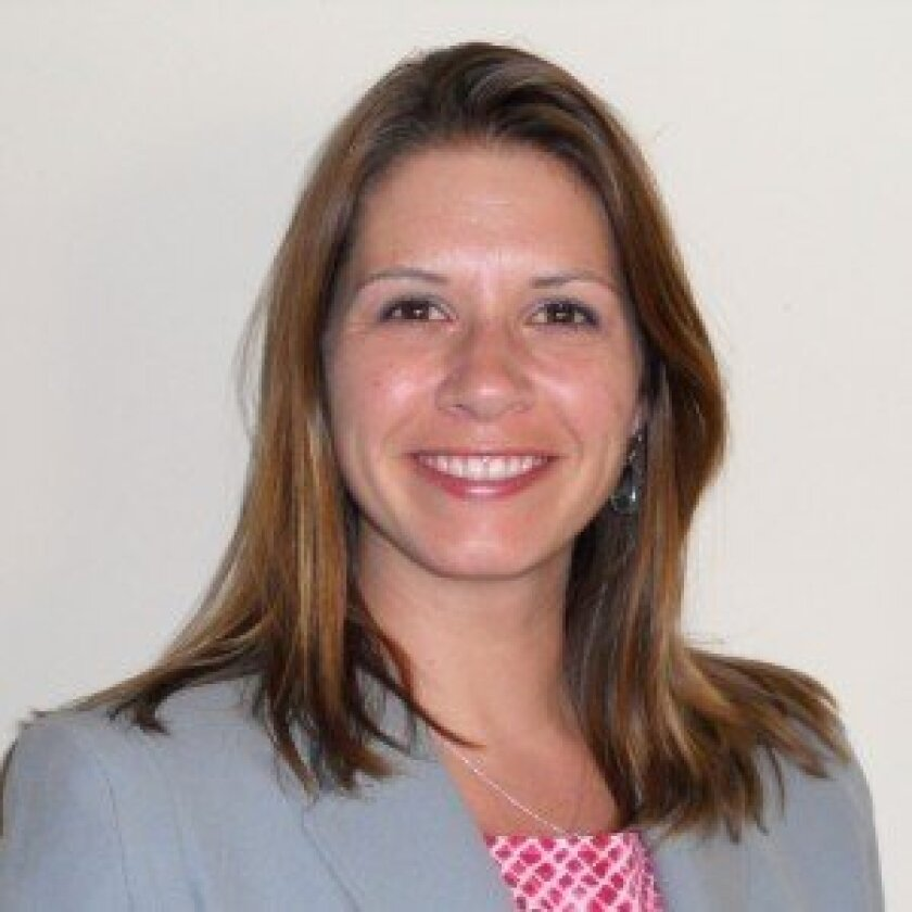 Cara Dolnik is the new principal at Carmel Valley Middle School. Courtesy photo