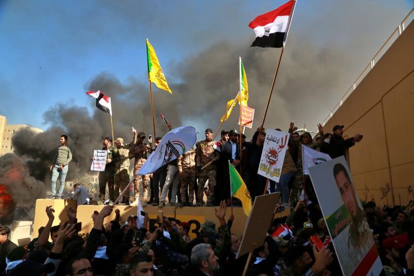 APTOPIX Iraq US Airstrikes