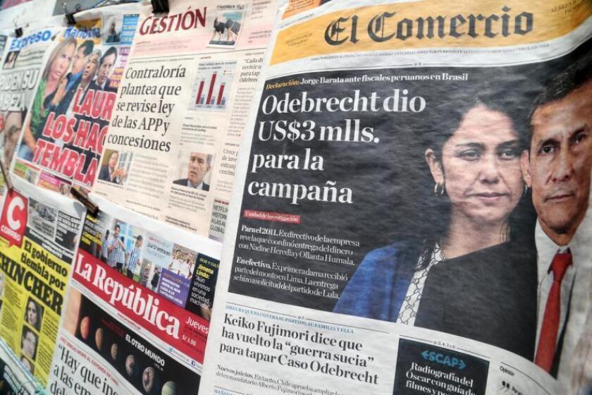 La corrupción de Odebrecht fue más amplia que lo confesado, según informe