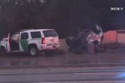 Woman killed in collision involving Border Patrol agent in Chula Vista