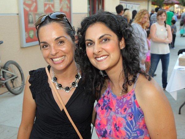 Aracely Forrester, Sapna Lee
