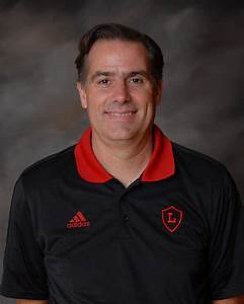 Orange Lutheran basketball coach Chris Nordstrom has resigned after 16 years as coach.