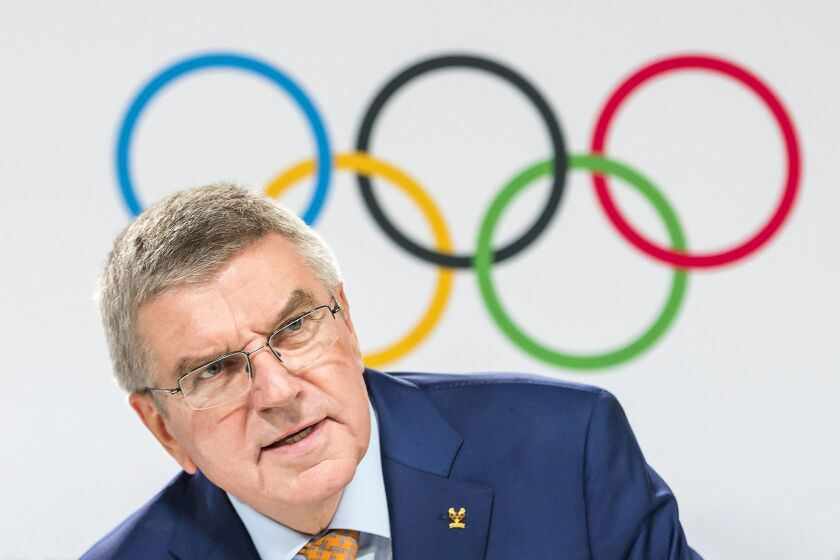 IOC Session in Lausanne, Switzerland - 26 Jun 2019