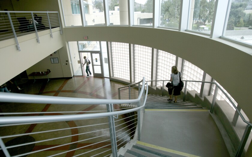 Grossmont-Cuyamaca Community College.