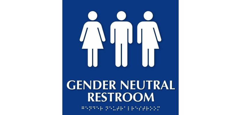 Gender neutral restrooms are becoming more common in cities across America