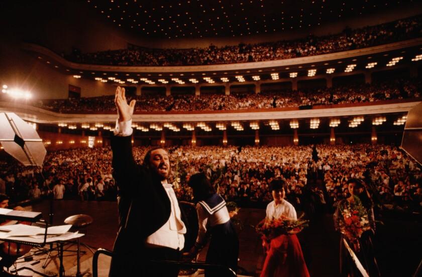 Pavarotti: Genius Is Forever