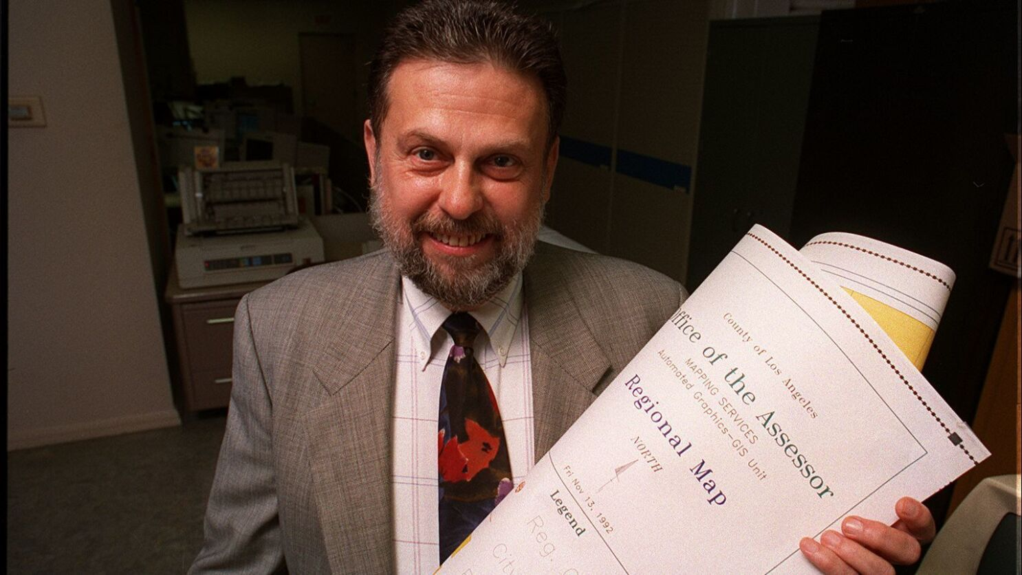 Kenneth P. Hahn, former L.A. County essor who became an ... on