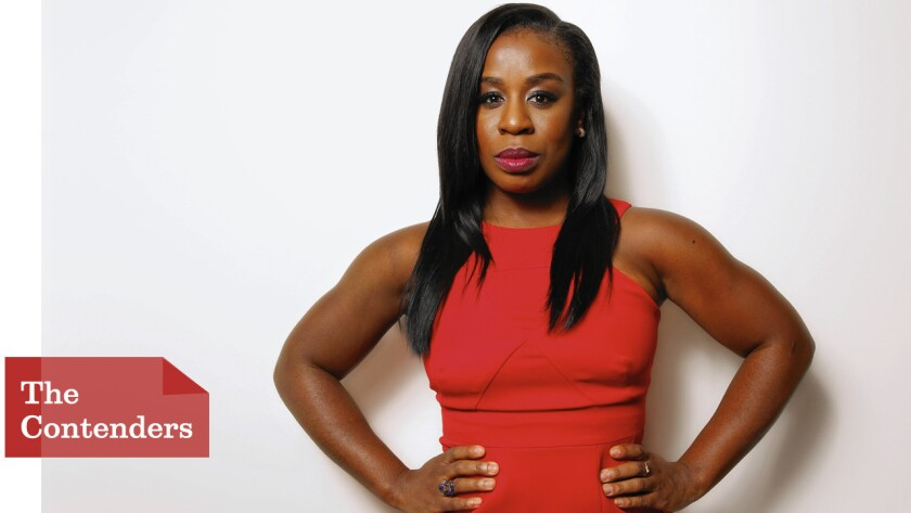 """Uzo Aduba is best known for her role as Suzanne """"Crazy Eyes"""" Warren on the Netflix series """"Orange Is the New Black."""""""