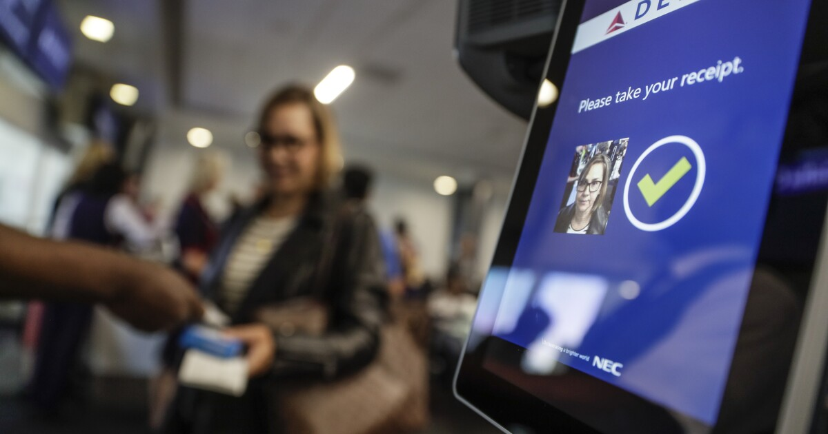 Delta Air Lines will use facial recognition cameras at LAX boarding gates
