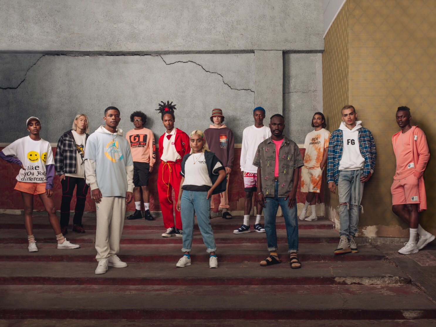 Nordstrom teams up with L A 's Union on streetwear-inspired