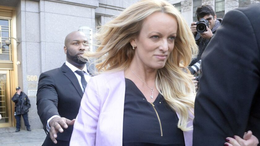 Trump beats Stormy Daniels lawsuit over 'hush' agreement