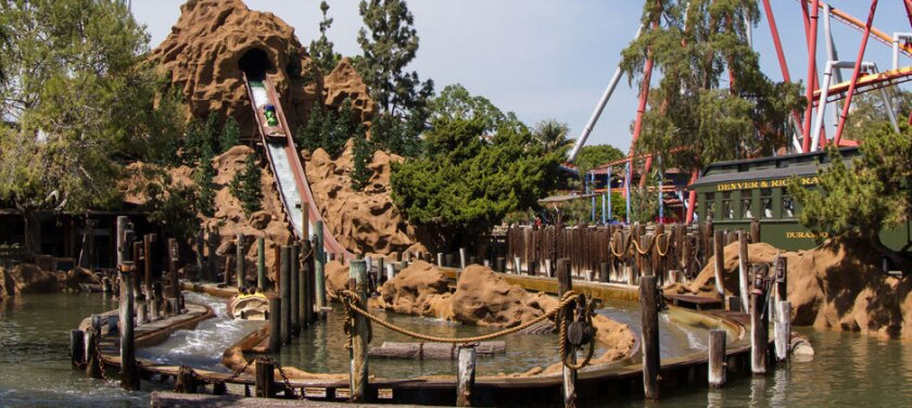 The family of a girl who was injured on Knott's Berry Farm's flume ride has filed a lawsuit, citing nine previous incidents from 2000 to 2014 in which it says children were hurt on the ride.