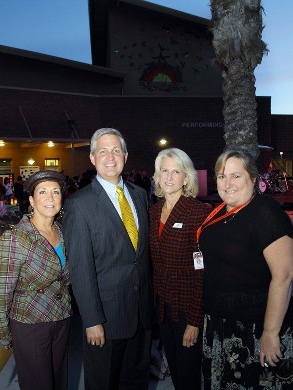 Carolyn Cohen, Dave Roberts, Amy Herman, Janette Shelton