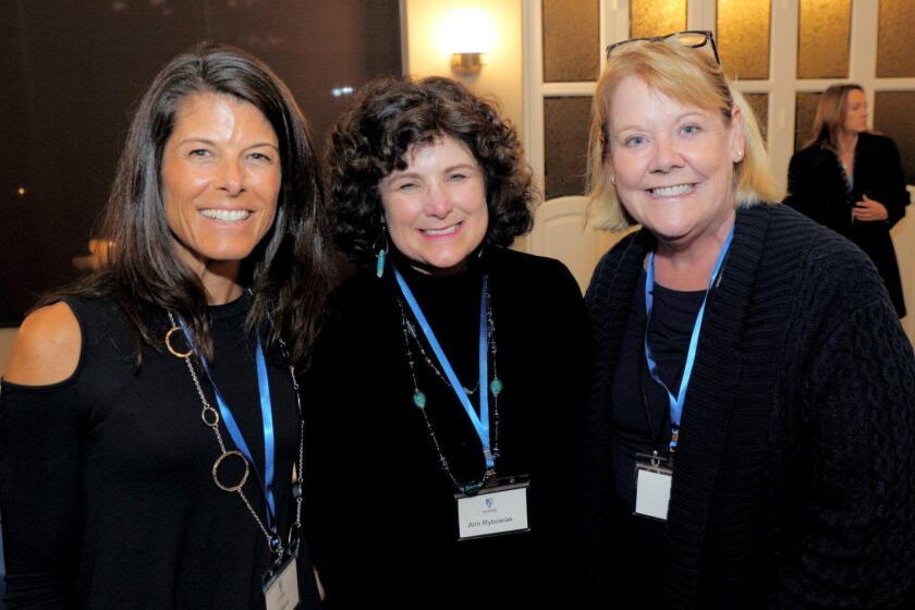 Jill Baird, Ann Rybowiak, Nancy King