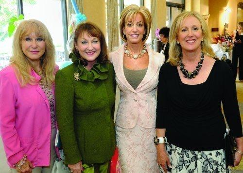 Women of Dedication 2012