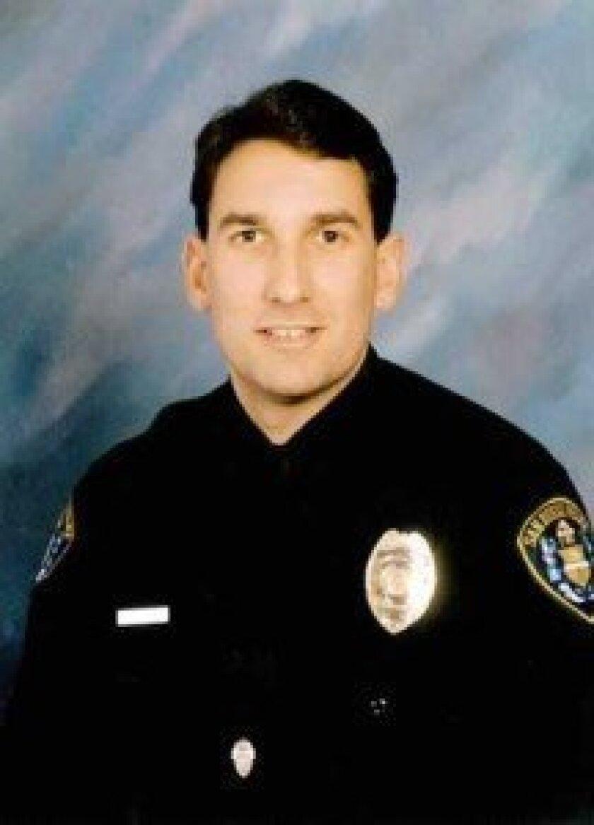 Lt. Mike Hastings
