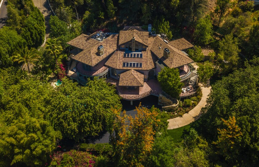 Tom Petty's former Encino home | Hot Property