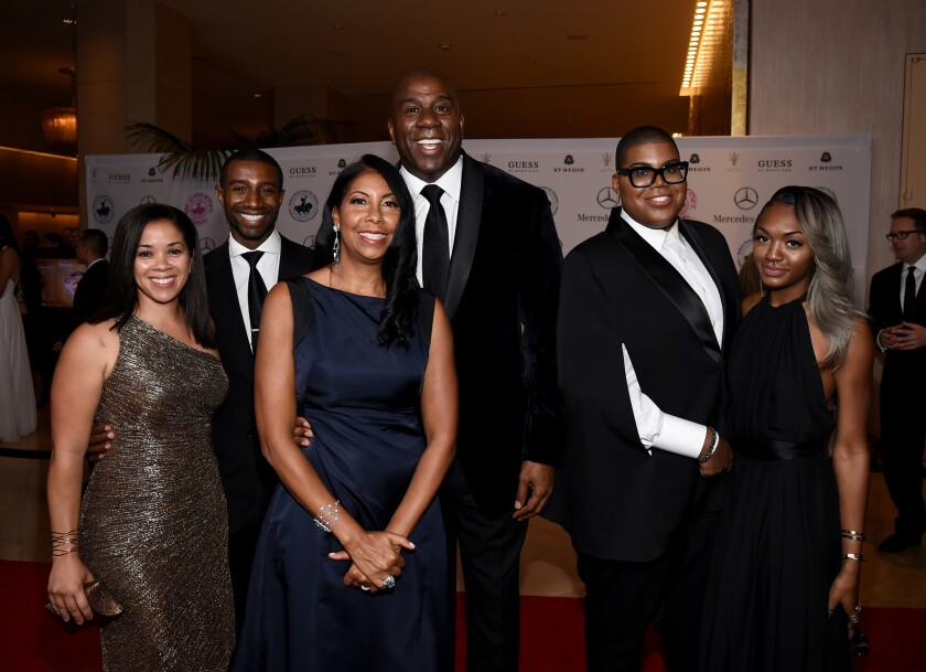 2014 Carousel of Hope Ball Presented by Mercedes-Benz - Red Carpet