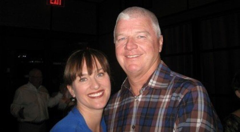 Del Mar residents Pat and Stephanie Kilkenny started the Lucky Duck Foundation, which is holding its fourth annual Swing & Soiree on Sept. 10. The event raised more than $500,000 last year.