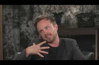Aaron Paul talks about his character, Eddie Lane, and some of the most challenging scenes in 'The Path'