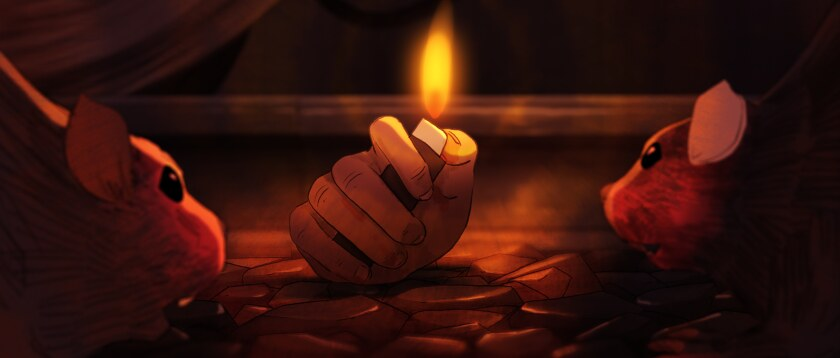 The animated 'I Lost My Body' is no horror movie, but it does star a severed hand