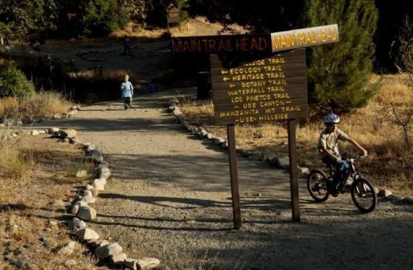 Cyclists gain access to Santa Clarita Valley nature trail