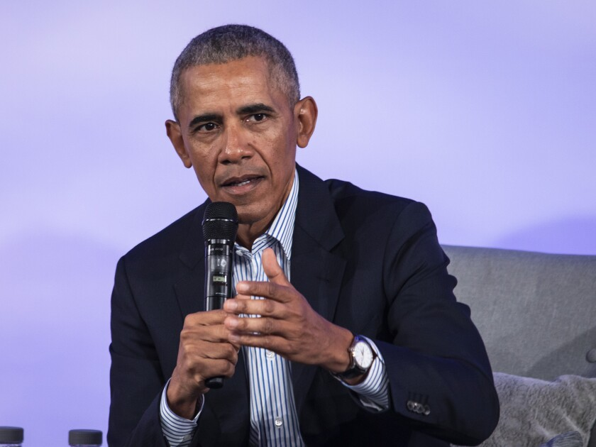 Obama-Green Building Conference