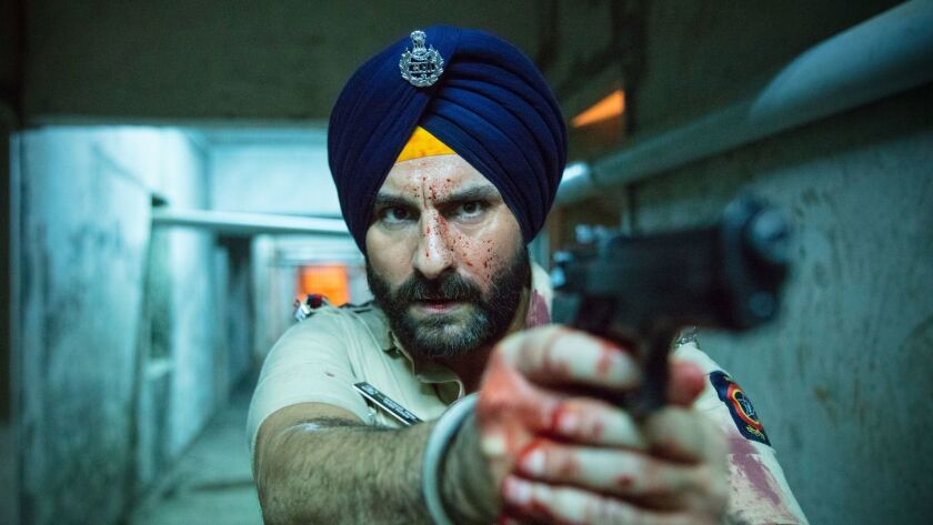 Big-budget TV meets Bollywood as Amazon and Netflix do battle in