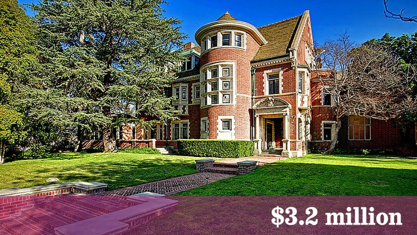 """The Alfred Rosenheim Mansion, which had its star turn as the house in """"American Horror Story,"""" has sold for $3.2 million."""