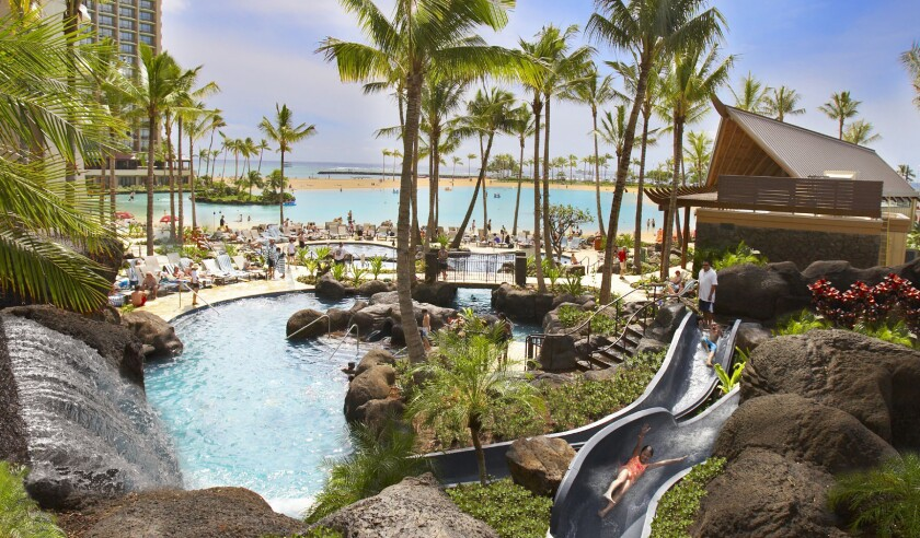 Hilton Hawaiian Village on Waikiki Beach is offering Travel Deals readers half off all suites for stays through Dec. 15, but you need to book your stay soon.