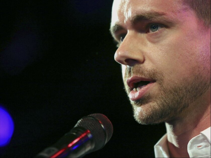Twitter and Square co-founder Jack Dorsey