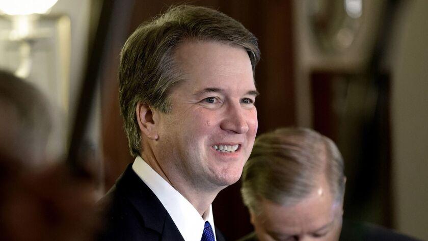 Kavanaugh predicted end to affirmative action