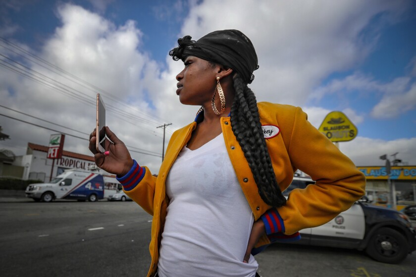 Killing of Nipsey Hussle in South L A  likely has some ties
