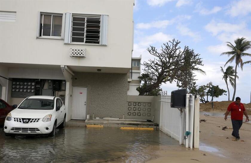 Amplían aviso de inundaciones para diez municipios en Puerto Rico