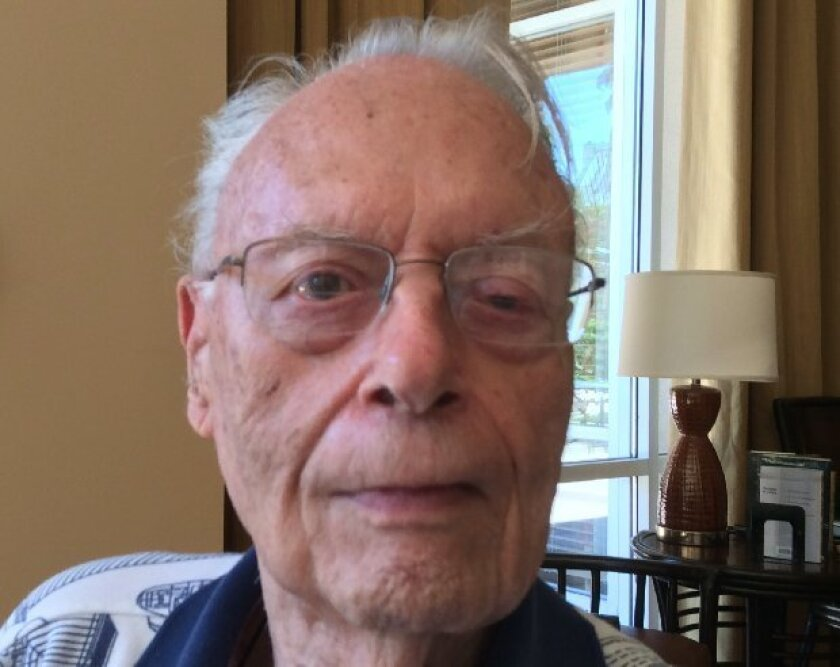 Ken Watson, an emeritus professor of physics at UC San Diego, helped to found The Jasons. The 93-year-old Watson now lives in La Jolla.