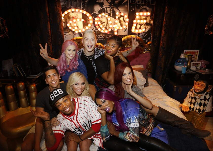 "Video star Todrick Hall hopes his MTV show ""lights a fire>"