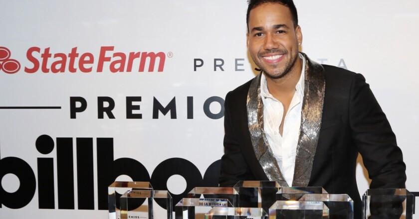 Romeo tiene un récord de estatuilla Billboard.