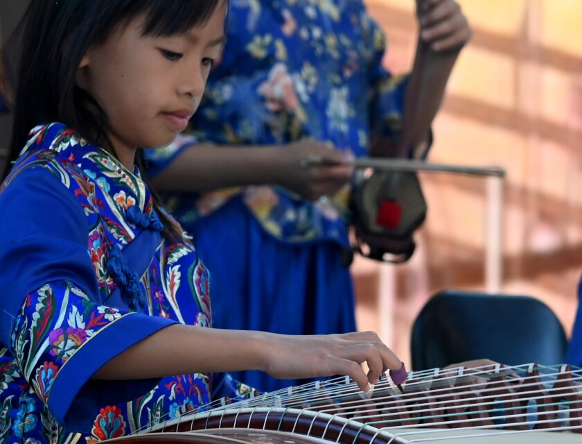 A Little Dynasty Chinese Children's Orchestra