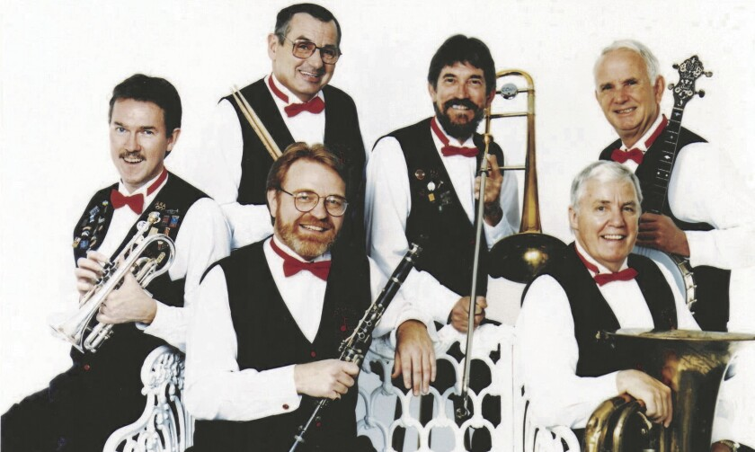 Ramona Concert Association will kick off its 2019-20 season with Hotlanta Dixieland Jazz on Saturday.
