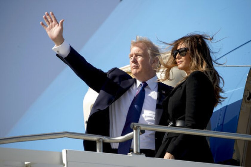 Trump recuerda su triunfo