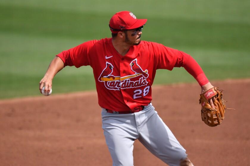 The Cardinals' Nolan Arenado