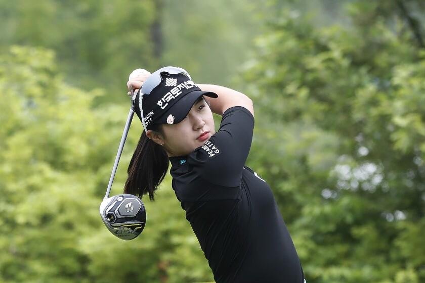 South Korea Women Golf