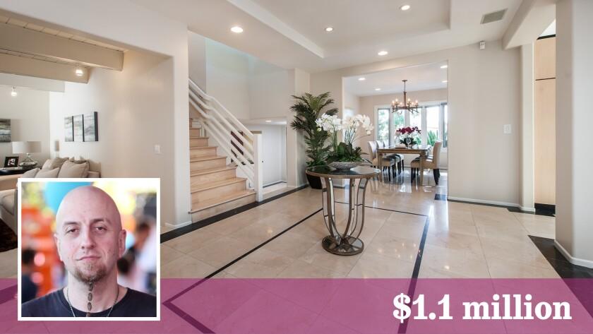 Hot Property: Shavo Odadjian