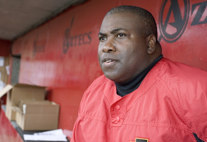 Tony Gwynn, shown in 2006, died in June 2014 from complications related to cancer of the salivary gland. He blamed chewing tobacco for his disease.